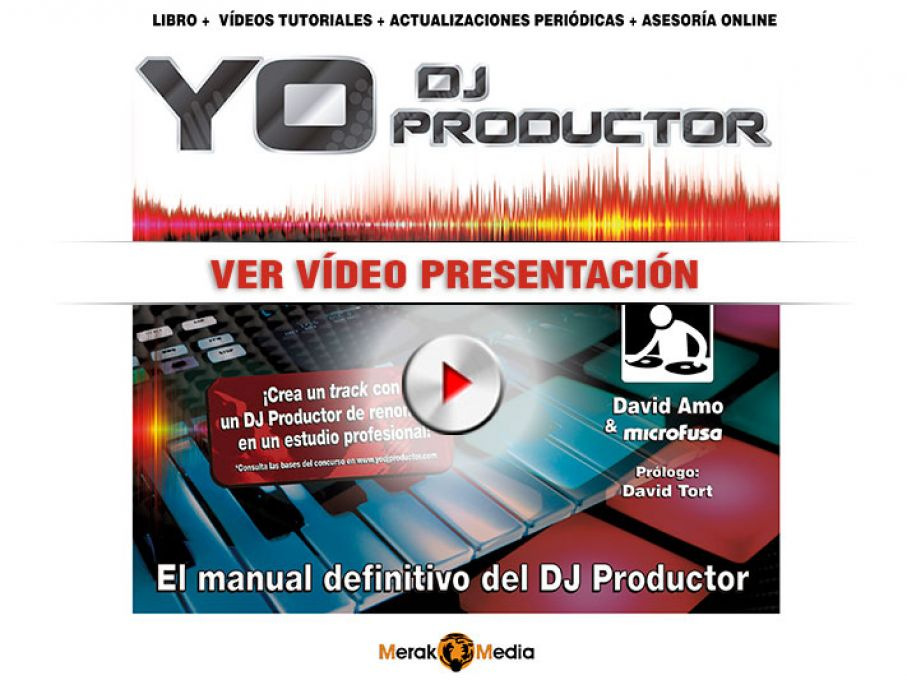 Vídeo Yo DJ Productor